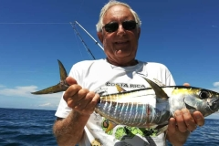 Half-day inshore fishing with our friend Bob!