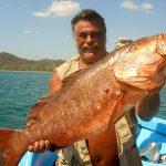 costa rica fishing samara beach