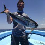 costa rica inshore fishing, yellow fin tuna