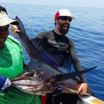 sailfish fishing tours costa rica