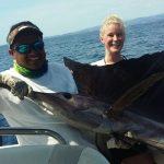 samara costa rica offshore fishing