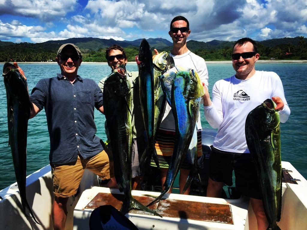 fishing charter samara beach