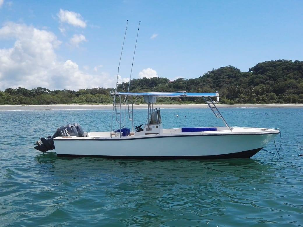 franks fishing charter Costa Rica