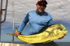 Dorado inshore fishing