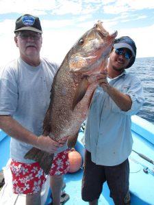 Fishing Tours Samara Costa Rica with Frank