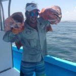 Fishing Samara Costa Rica with Frank