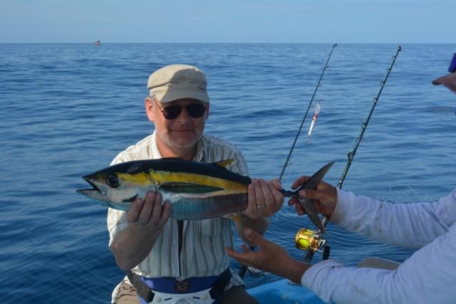 fishing for beginners samara costa rica