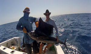 marlin offshore fishing costa rica