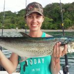 Inshore fishing in Samara Costa Rica