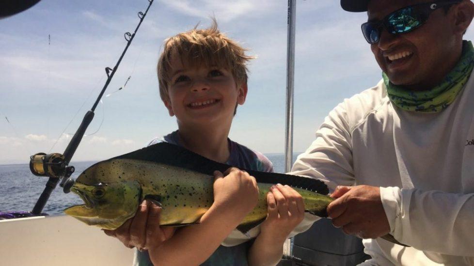 dorado fishing costa rica