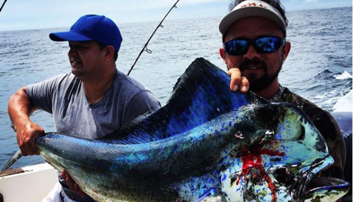 fishing charter samara costa rica