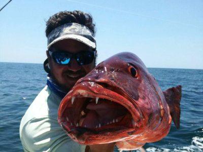 frank fishing samara